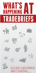 What's happening at TradeBriefs - Our New Office, Partners, Re-targeting and more...